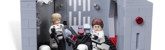 LEGO – Les instructions du set Detention Block Rescue