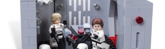LEGO – Les instructions du set Detention Block Rescue