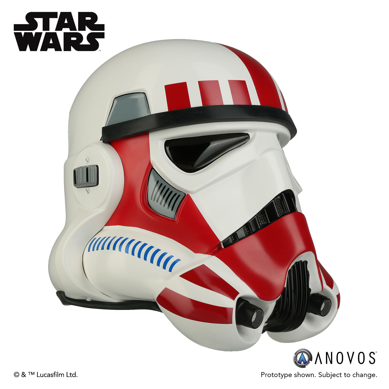 Anovos Imperial Shock Trooper Helmet