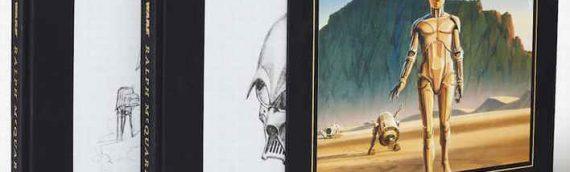 SW Art – Ralph Mcquarrie : 100 postcards