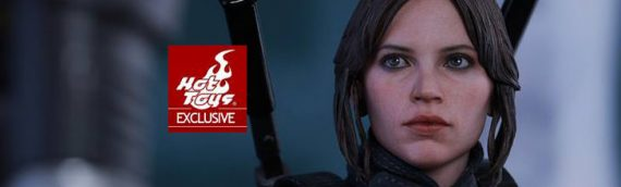 Hot Toys – Jyn Imperial Disguise Sixth Scale Figure