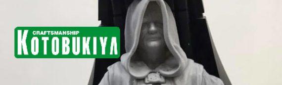 KOTOBUKIYA – Empereur Palpatine ArtFX Statue