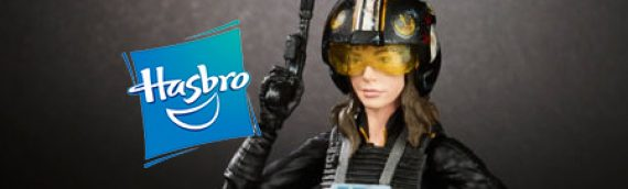HASBRO – Jaina Solo The Black Serie 6 inch