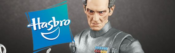 HASBRO – The Black Series Grand Moff TARKIN