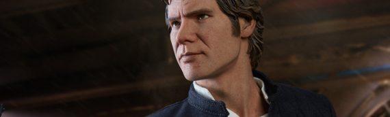 Sideshow Collectibles – Han Solo ESB Premium Format