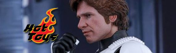 Hottoys – Han Solo Stormtrooper Disguise 1/6th Scale