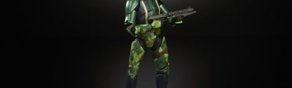 HASBRO – The Black Serie Commander Gree 6 inch