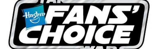 HASBRO – Les résultats du Fan Choice The Vintage Collection