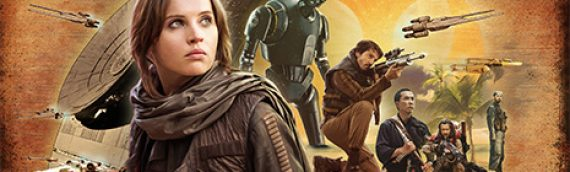 Joe Corroney – Artworks Rogue One à Disney