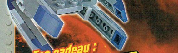 Lego Magazine : le jouet de mai !
