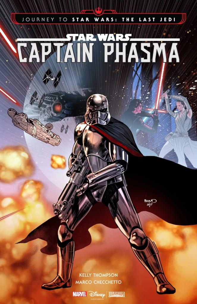 Marvel Phasma comics