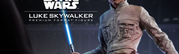 Sideshow Collectibles – Luke Skywalker ESB Premium Format