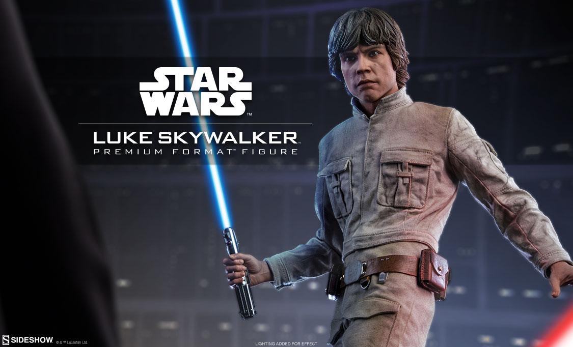 Sideshow Luke Skywalker ESB Premium Format