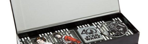 Disney Store : Des exclusivités 40e anniversaire de Star Wars