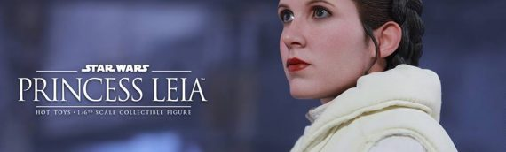 Hot Toys – Princess Leia ESB Sixth Scale Figure