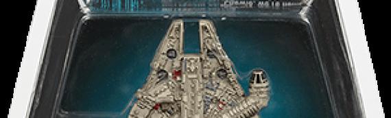 HOTWHEELS : Faucon Millenium The Force Awakens