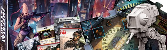 Imperial Assault : l'extension Heart of the Empire s'attaque à Coruscant