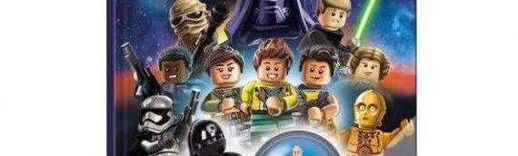 Lego : Le livre Star Wars Official Annual 2018