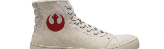 Po-Zu : Collection de chaussures Star Wars