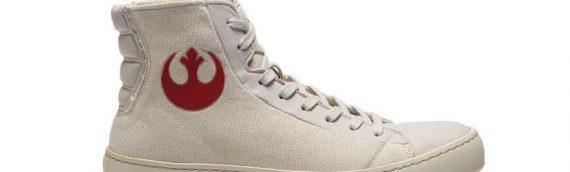 Po-Zu : Collection de chaussures Star Wars