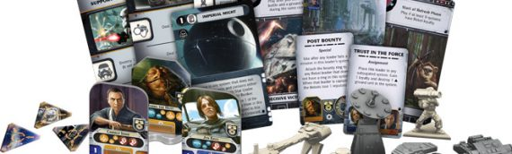 Star Wars Rebellion : Une première extension avec Rise of the Empire