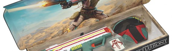HASBRO – NERF Rival Boba Fett Battlefront en exclu chez Gamestop