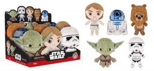 Star Wars Classic Galactic plushies