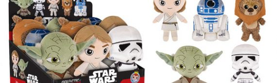 Funko : Star Wars Classic Galactic plushies series 2