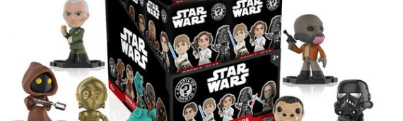 Funko : Star Wars mystery mini débarque