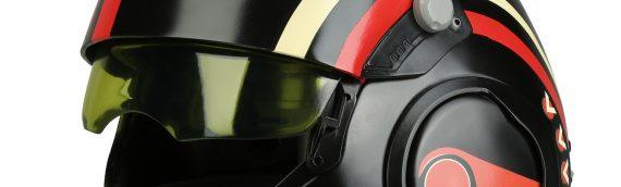 ANOVOS – Poe Dameron Black Squadron Helmet