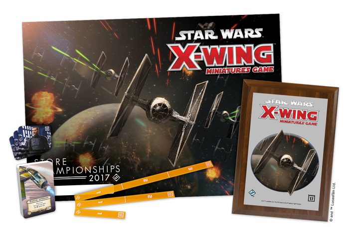 fantasy flight games le kit store championship x wing 2017 mintinbox. Black Bedroom Furniture Sets. Home Design Ideas