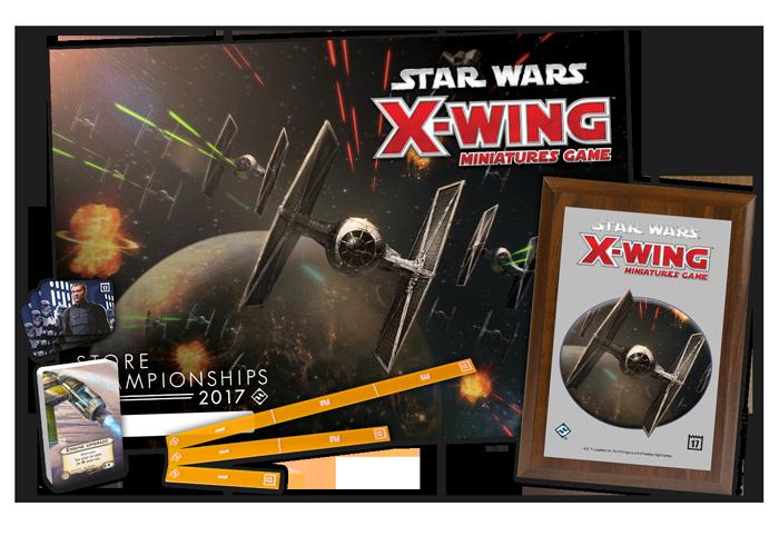 Store Championship X-Wing 2017