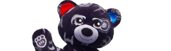 BuildABear : Dark Side vs Light Side Bear