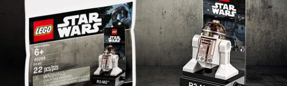Nouveau polybag Star Wars offert chez Lego
