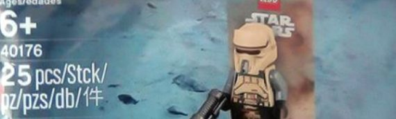 LEGO – Star Wars Polybag Scarif Stormtrooper