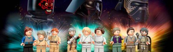 LEGO – Le premier visuel de la minifig Luke Skywalker TFA / TLJ
