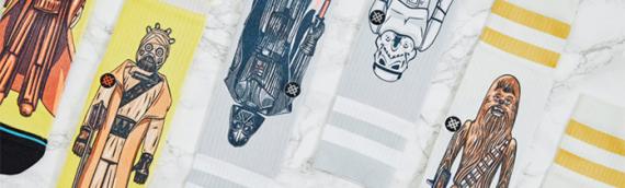Stance – Nouvelles chaussettes Star Wars !