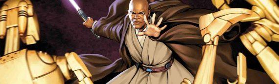 MARVEL : Star Wars Jedi of The Republic – Mace Windu