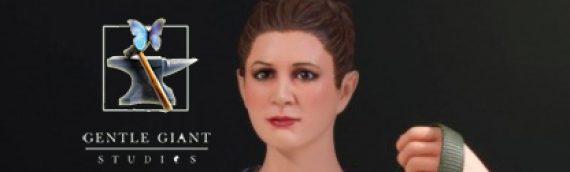 Gentle Giant – Leia Hero of Yavin Mini-Bust
