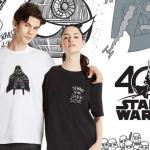 UNIQLO Star Wars 40th anniversary