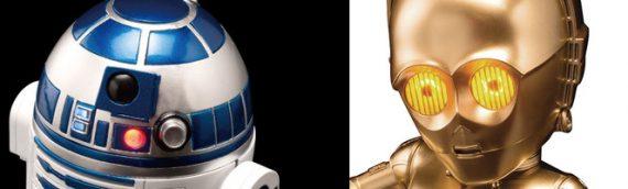 Beast Kingdom : R2-D2 et C-3PO Egg Attack