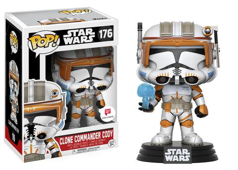 Funko POP Commander Cody Wallgreen
