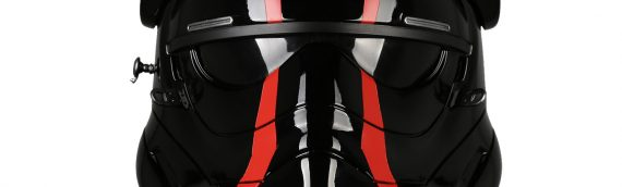 Anovos – Casque TIE Pilot First Order Special OPS