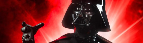 Sideshow Collectibles – Darth Vader Legendary Scale Figure en précommande