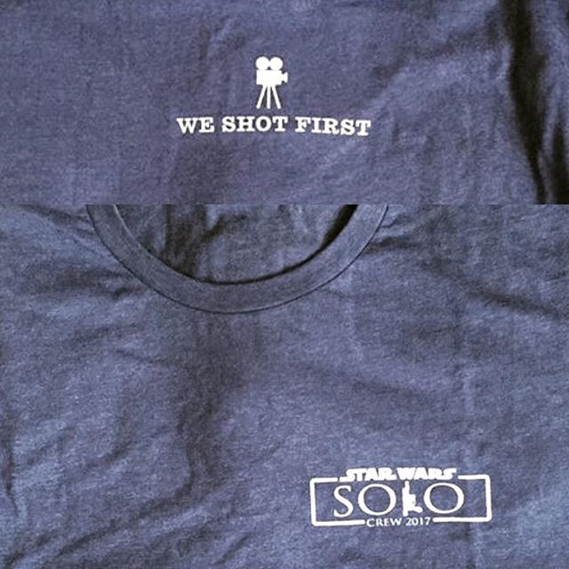 Spin Off Han Solo Tee Shirt