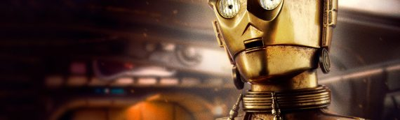 Sideshow Collectibles : C-3PO Legendary Scale Figure unboxing