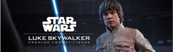 Sideshow Collectibles – Luke Skywalker ESB Premium Format Unboxing en vidéo
