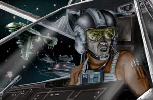 Art of Star Wars Scott Zambelli