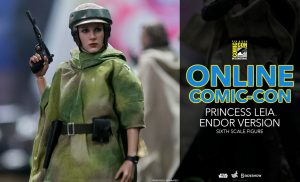 Hot Toys Princess Leia Endor Version