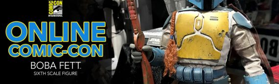 Hot Toys – Boba Fett Animated Version Sixth Scale Figure
